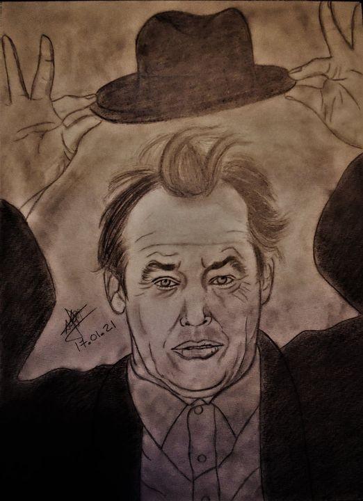 Jack Nicholson by aline17